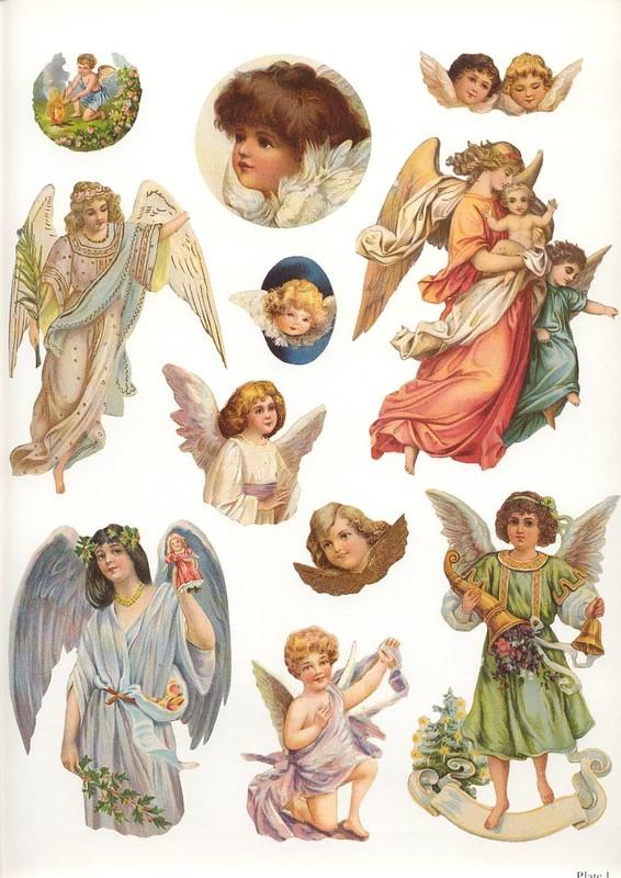 Planches à découper anges